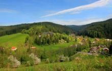Údolí Léskové - Resort Valachy