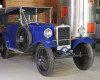 DISK první automobil vyrobený ve Zbrojovce Brno  a uvedený na trh v listopadu 1924. Zdroj: Archiv muzea