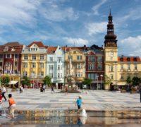 Masarykovo náměstí v Ostravě. Foto: tbexcon.com