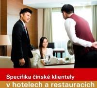 Nová publikace Specifika čínské klientely pro hotely a restaurace