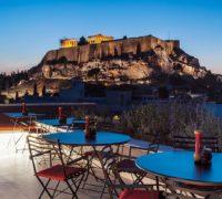 Hotel Was, Athény (Řecko) Zdroj: Design Hotels