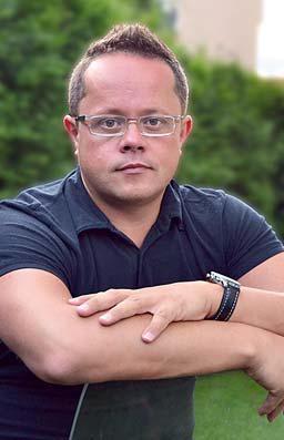Foto: archiv Radka Šafaříka