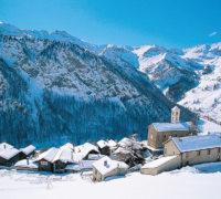 Vallée du Queyras Hautes Alpes, P. Pennarun