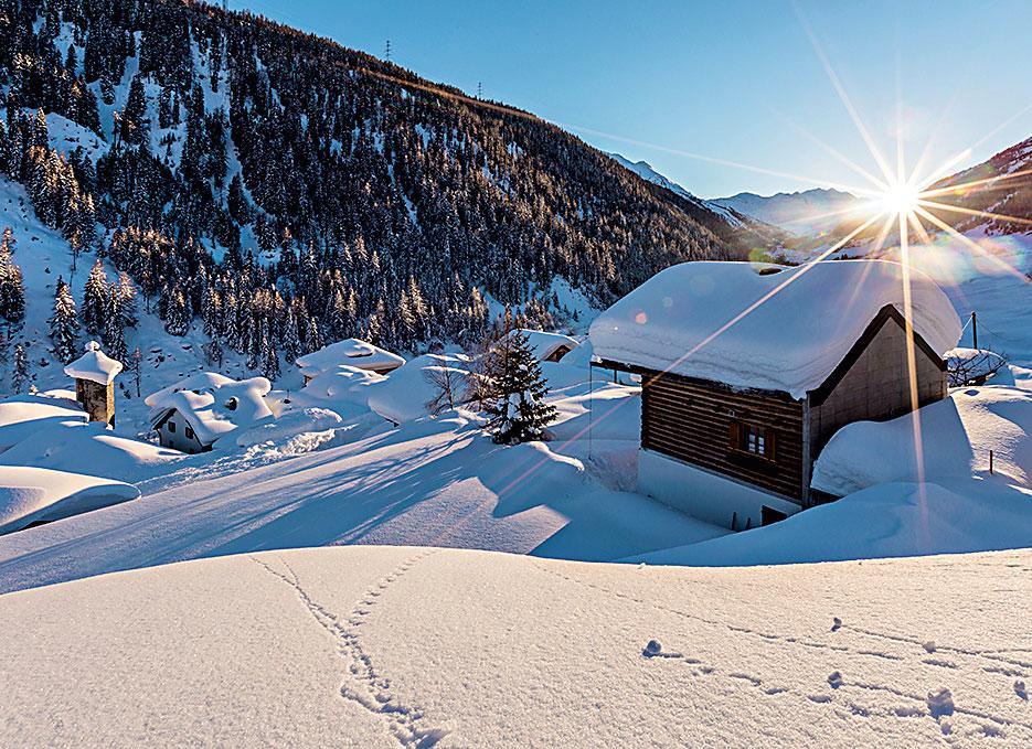 Engadin St. Moritz, Foto: Switzerland Tourism