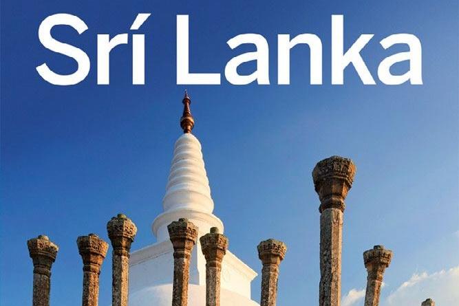 Soutěžte o3 průvodce po Srí Lance zedice Lonely Planet