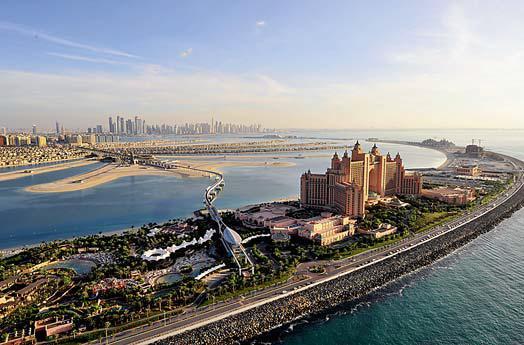 Slogan turistické strategie a vize: Dubaj jako destinace, kterou nelze minout! Foto: Dubai Tourism