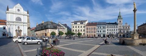 Půvabný Turnov jistě v létě oživí turisté Foto: Archiv města