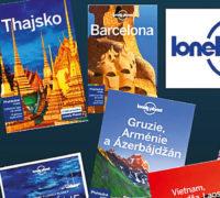 Soutěž s Lonely Planet.cz o průvodce dle vlastního výběru