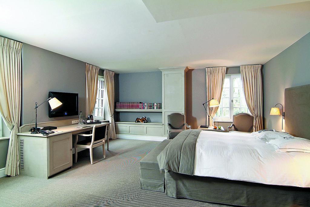 La Butte aux Bois, Foto: archiv hotelu