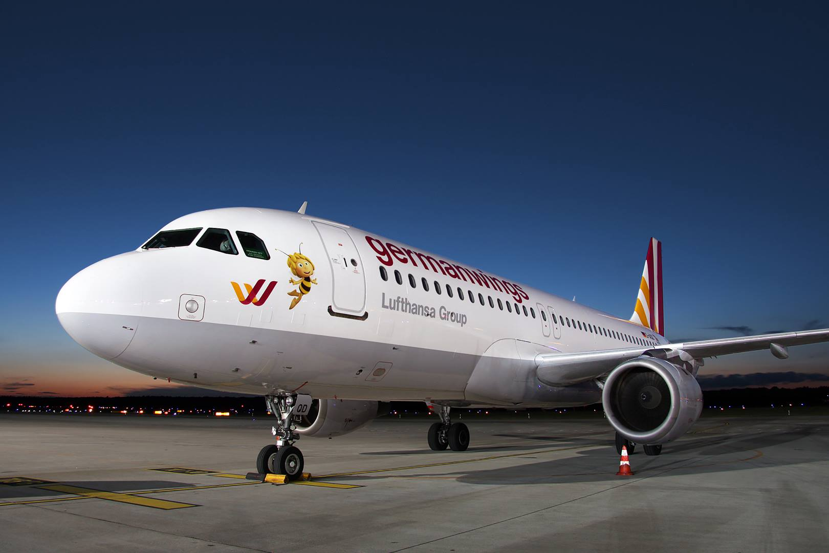 Foto: Archiv Germanwings