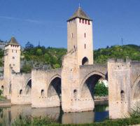 Le Pont Valentré, Foto: Amara Zemplinerová