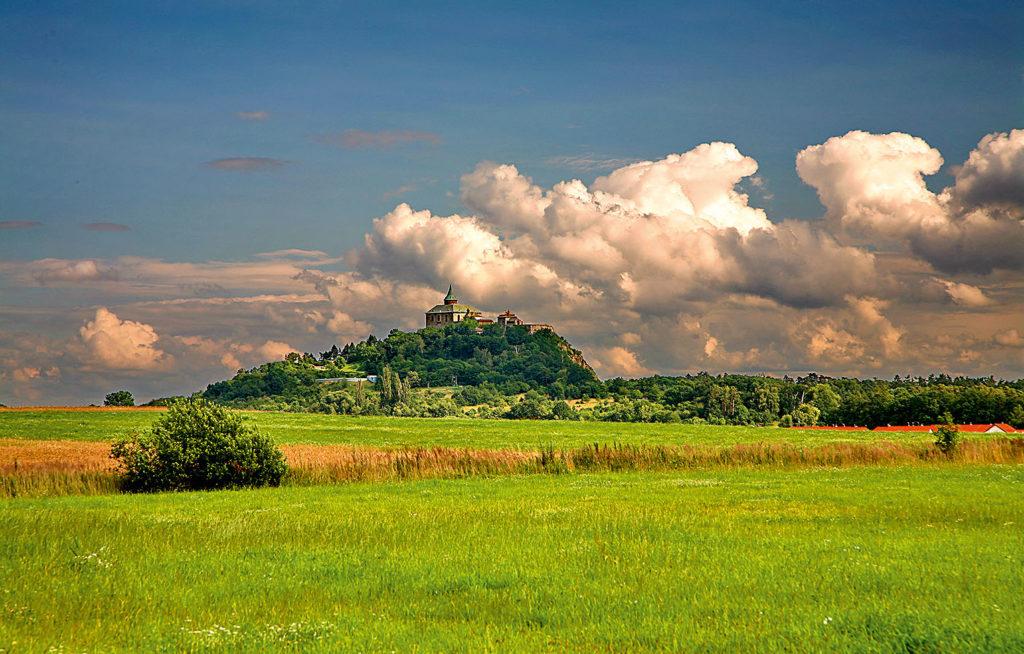 Kunětická hora, Foto: TO Pardubicko