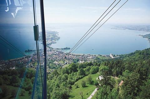 Vorarlbersko láká turisty na all inclusive karty, moderní architekturu a balíčky služeb. Foto: Österreich Webung