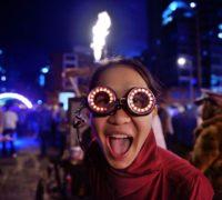 Beakerhead Festival, Calgary. Photo credit Skift.