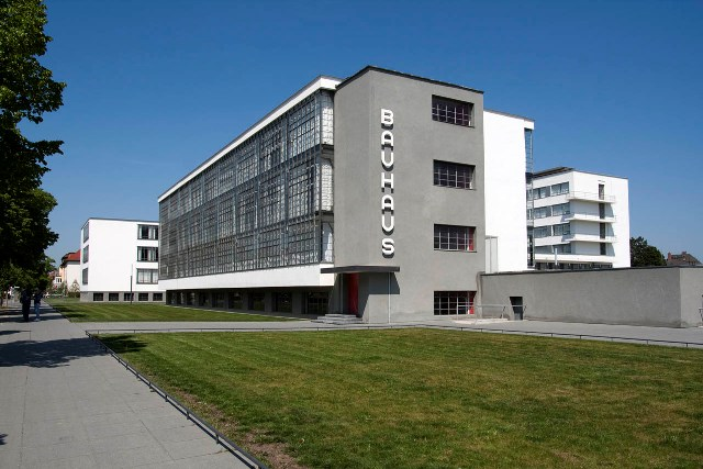 Bauhaus, Dessau, Foto: Yvonne Tenschert