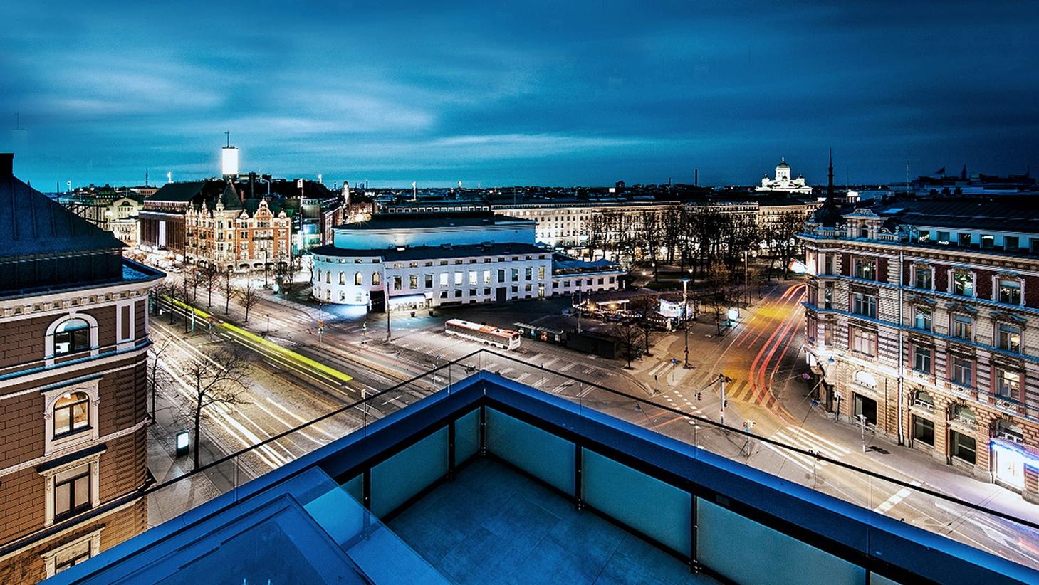 Hotel Klaus K, Helsinki (Finsko)