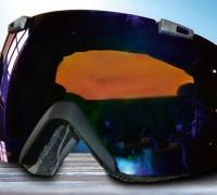 Datové lyžařské brýle pro větší přehled