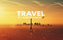 Air France představuje inspiraci v Travel by Air France