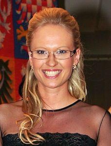 Kateřina Petříčková oto: Archiv K. Petříčkové