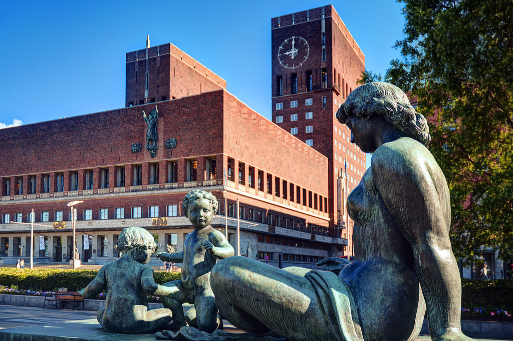 Oslo Foto: Flickr.com/George Rex