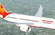Palubní personál Air India na odtučňovací dietě