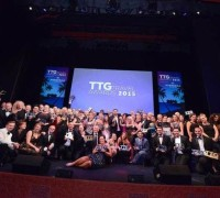 TTG Travel Awards v londýnském Lyceum Theatre