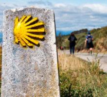 Připomenutí Svatojakubské poutní cesty v Bechyni