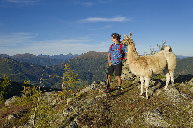 Foto: Tourismusregion Katschberg/Rennweg