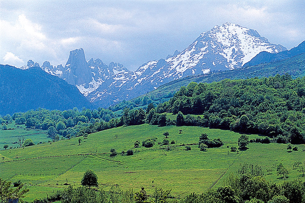 Asturias, Foto: Tourespaňa