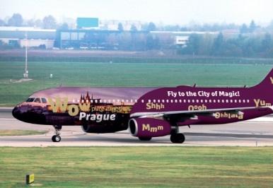 Praha se prolétne nad Evropou