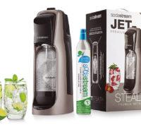 Soutěžte o výrobník Jet Premium od SodaStream