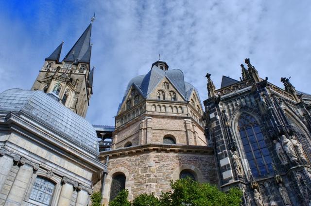 Cáchy – Nejzápadnější město Německa