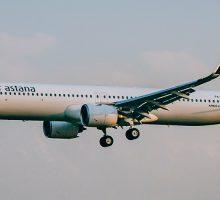 Air Astana obnovuje přímé lety do Německa
