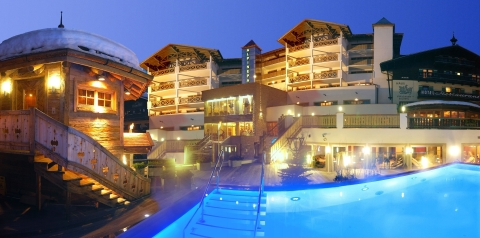 Hotel Alpine Palace New Balance Luxus Resort **** in Saalbach-Hinterglemm