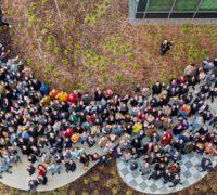 Část zaměstnanců Kiwi.com, Foto: archiv Kiwi.com