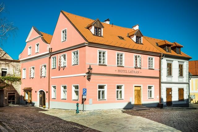 Foto: www.latran.hotely-krumlov.cz