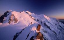 Pohled na Mont Blanc. Foto: Atout France/Franck Charel