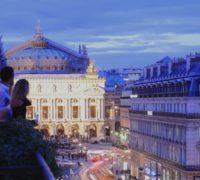 Hotel Edouard v Paříži, Foto: archiv hotelu