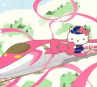 V Japonsku bude jezdit šinkansen Hello Kitty