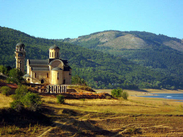 Mavrovo Zdroj: Macedonia Timeless
