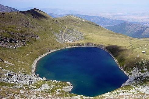 Jezero v Pelister Foto: Macedonia Timeless