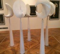 Architekt Santiago Calatrava poprvé vystavuje v Praze