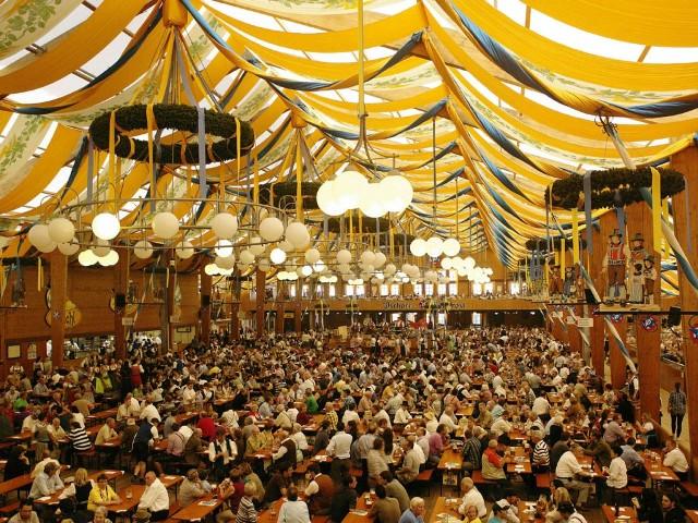 Oktoberfest, Foto: G. Blank