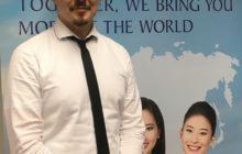 Róbert Duras – nový Sales & Marketing Manager GSA Singapore Airlines v ČR a SR