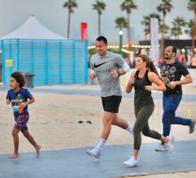 Začněte listopad aktivně a zapojte se i vy do Dubajské fitness výzvy