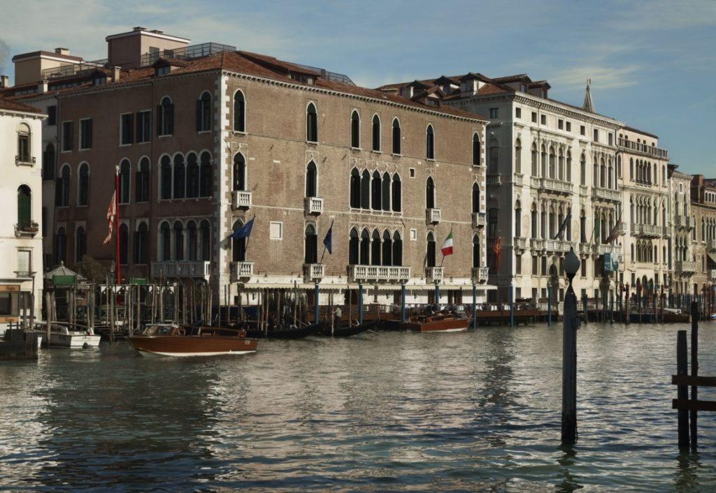 Foto: archiv hotelu Gritti Palace