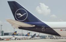 Letecká společnost Lufthansa zrušila 1300 letů za 48 hodin