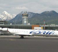 Letecká společnost Adria Airways vyhlásila bankrot