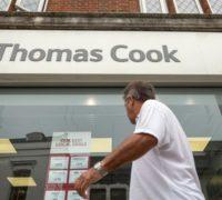 Cestovní kancelář Thomas Cook peníze nesehnala, je konec!