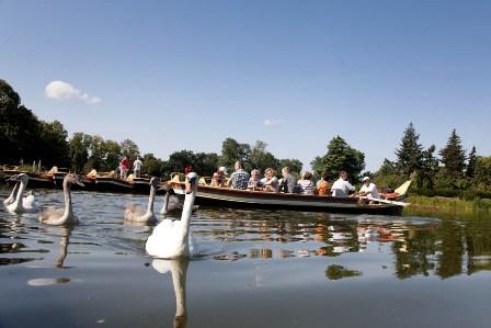 Plavba na lodi, Foto: Investitions- und Marketinggesellschaft Sachsen Anhalt mbH